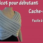Tricot youtube echarpe