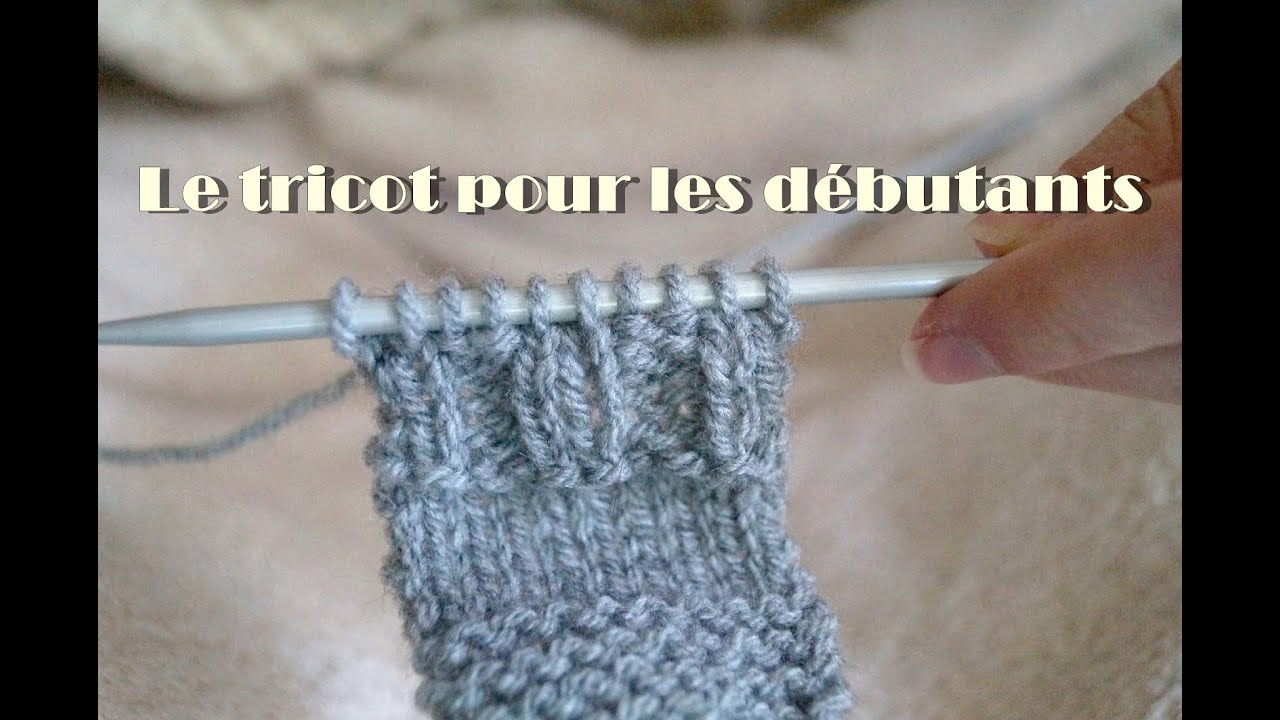 Tricoter pour les nuls