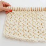 Tricoter plus vite