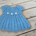 Tricoter robe bébé facile