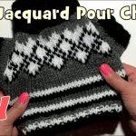 Youtube tricoter du jacquard