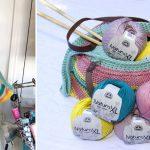 Tricoter avec du coton