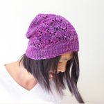 Tricoter en rond pour bonnet