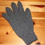 Tricoter des gants