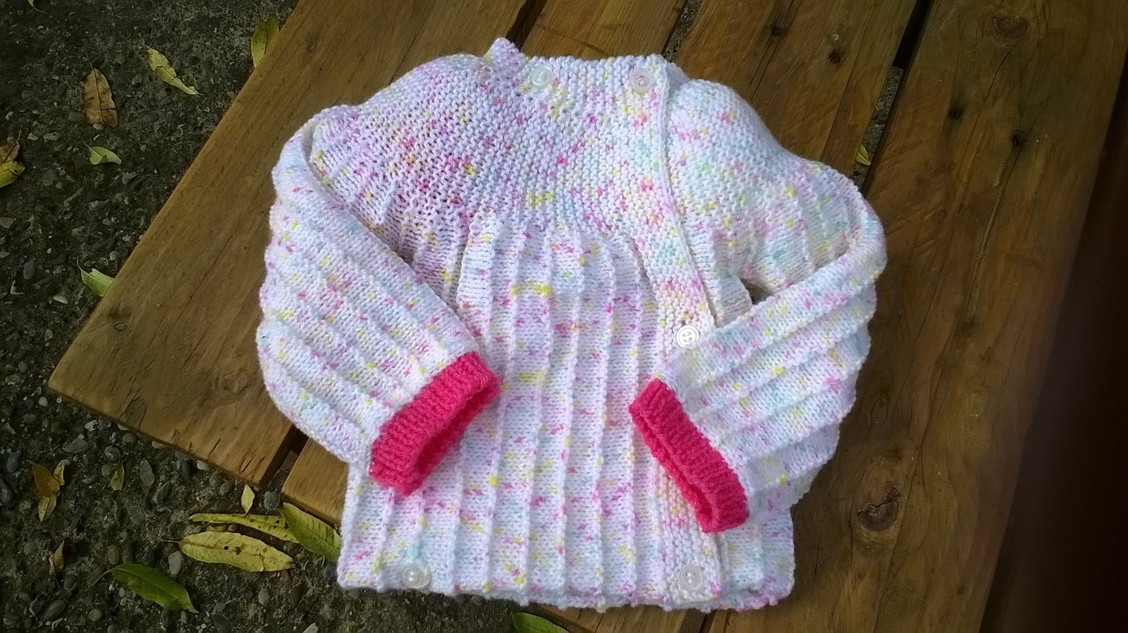 Tricoter brassiere bebe 3 mois