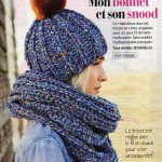 Tricoter un bonnet snood