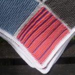Tricoter un grand plaid