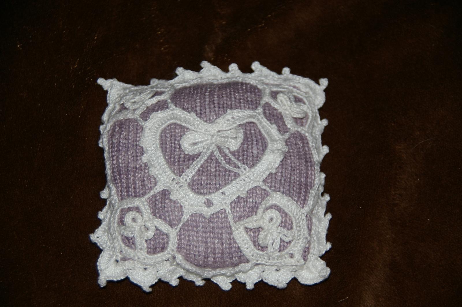 Tuto tricotin coeur