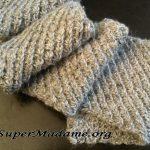 Tricoter une echarpe