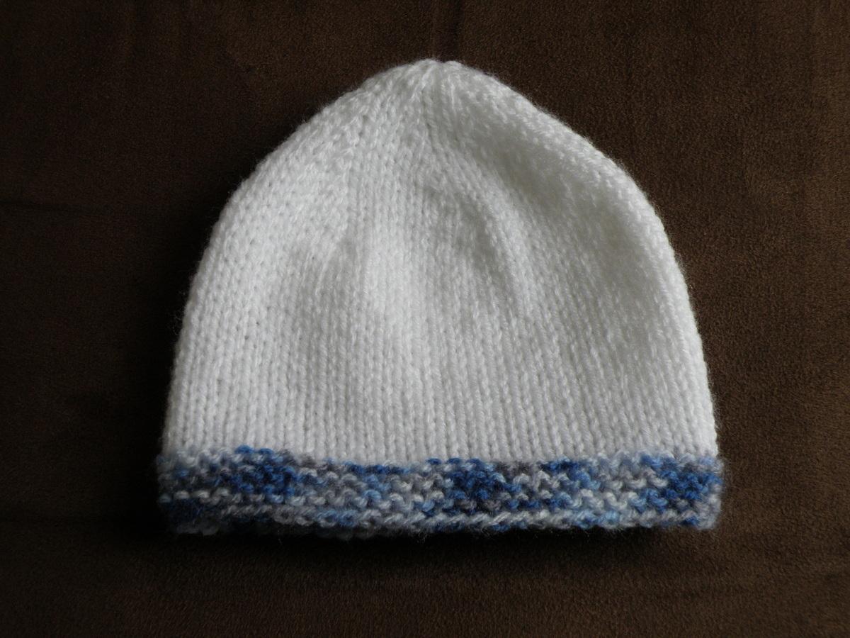 Comment tricoter un bonnet bébé