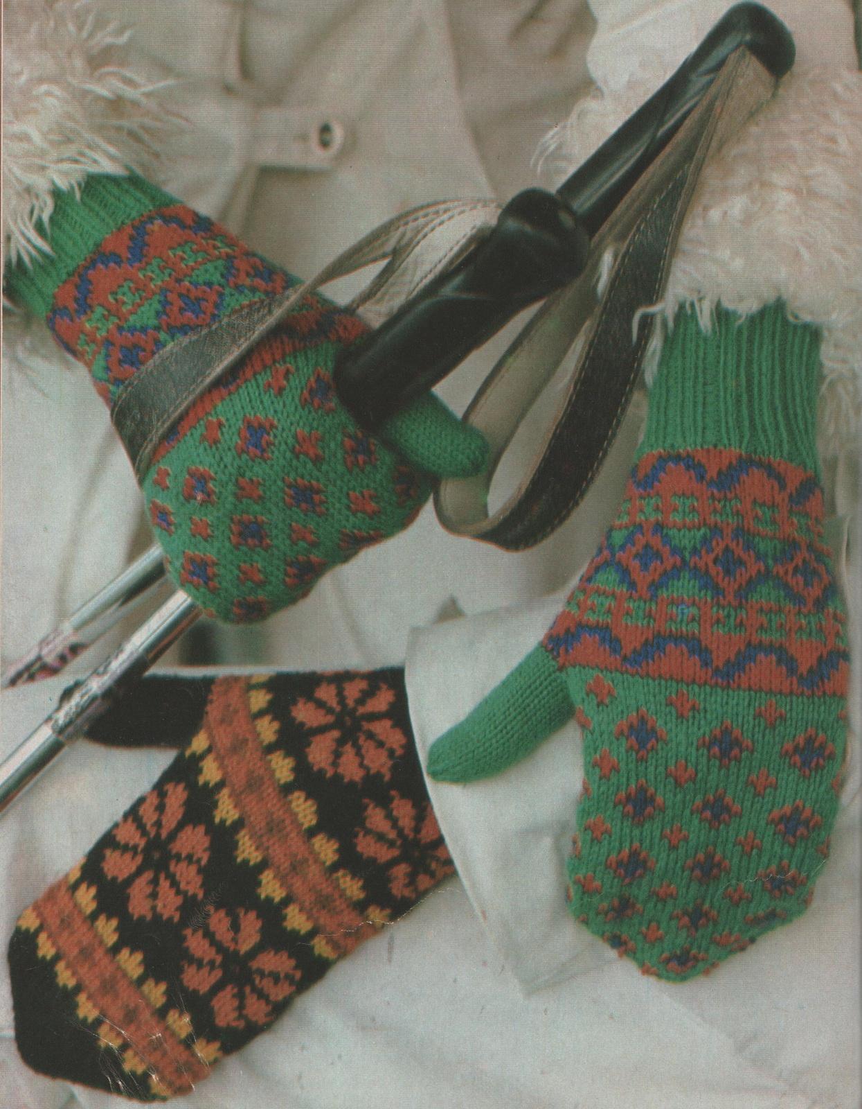 Tuto tricotin jacquard