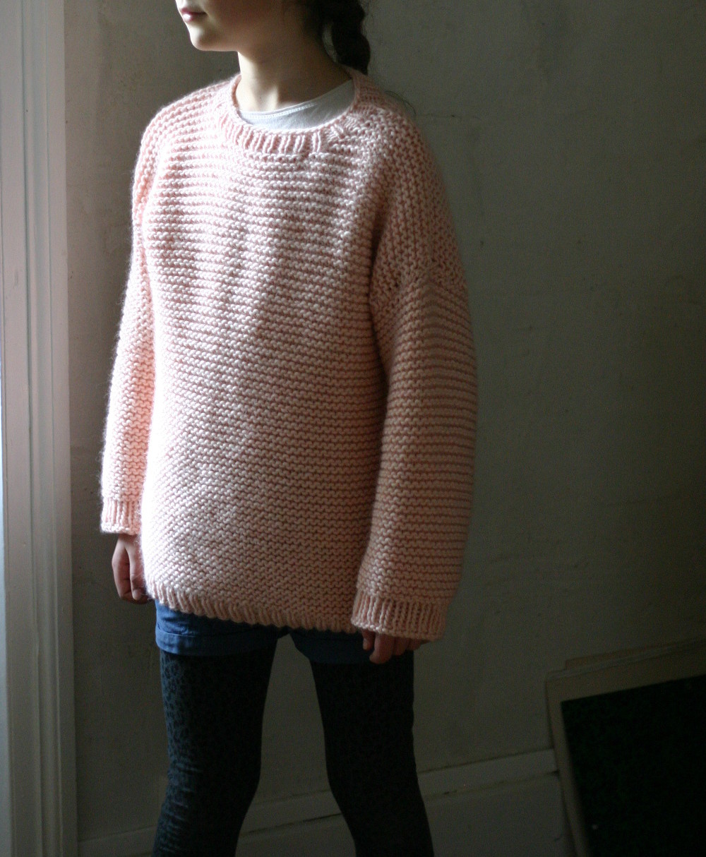 Tricoter son pull