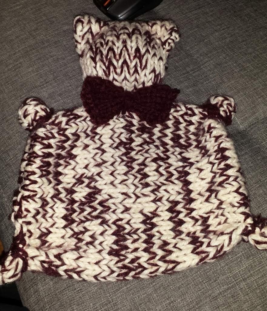 Tuto tricot doudou debutant