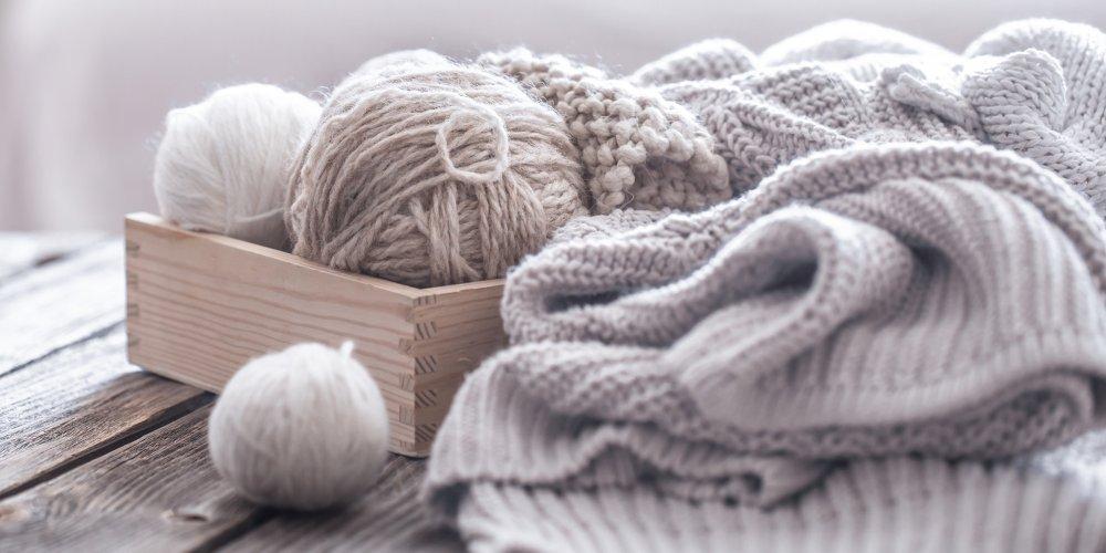 Tricot quel point utilise le moins de laine