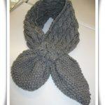 Tricoter foulard