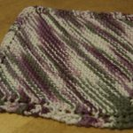Tricoter lavette