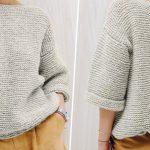 Tricoter modele gratuit