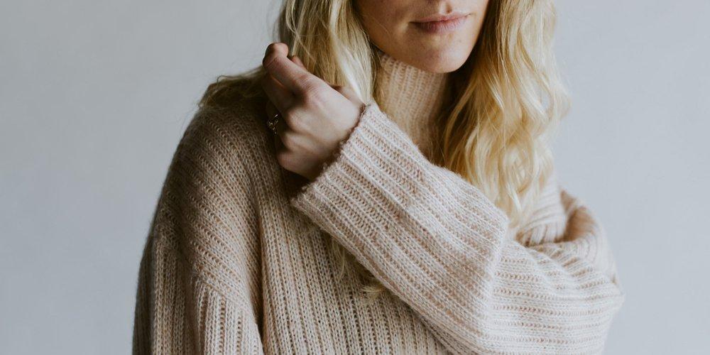 Modele tricot debutant femme
