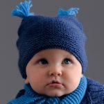 Tricot facile bonnet bébé