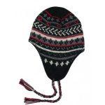Tricoter un bonnet peruvien adulte