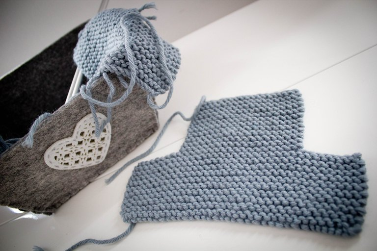 Tricoter rapidement