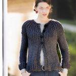Tricot facile gilet homme