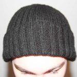 Tricoter une tuque en rond