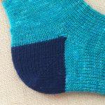 Tricoter rangs raccourcis