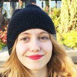 Tricoter un bonnet simple femme