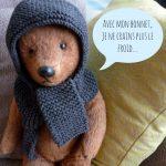 Tricoter un bonnet en laine pour bebe