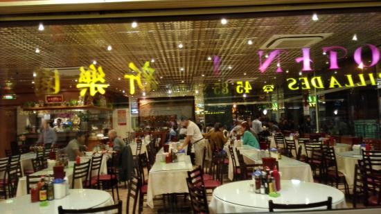 Tricotin restaurant