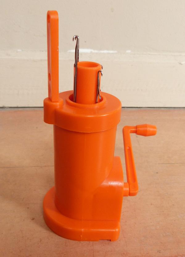 Tricotin orange