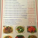 Tricotin restaurant paris 13 carte
