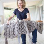 Tricoter son plaid