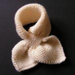 Tricoter écharpe bébé