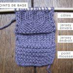 Tricoter envers