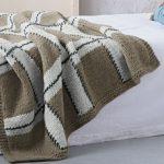 Tricoter un plaid bergere de france