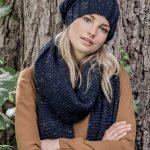Tricot bonnet femme phildar
