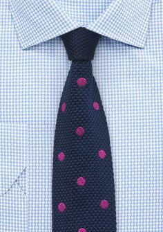 Cravate tricot traduction anglais