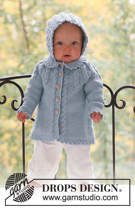 Modele tricot layette gratuit drops