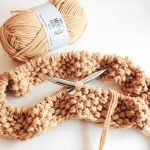Tuto snood tricot aiguille circulaire