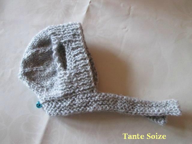 Patron tricot bonnet animaux