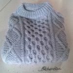 Modele tricot homme aiguille 7
