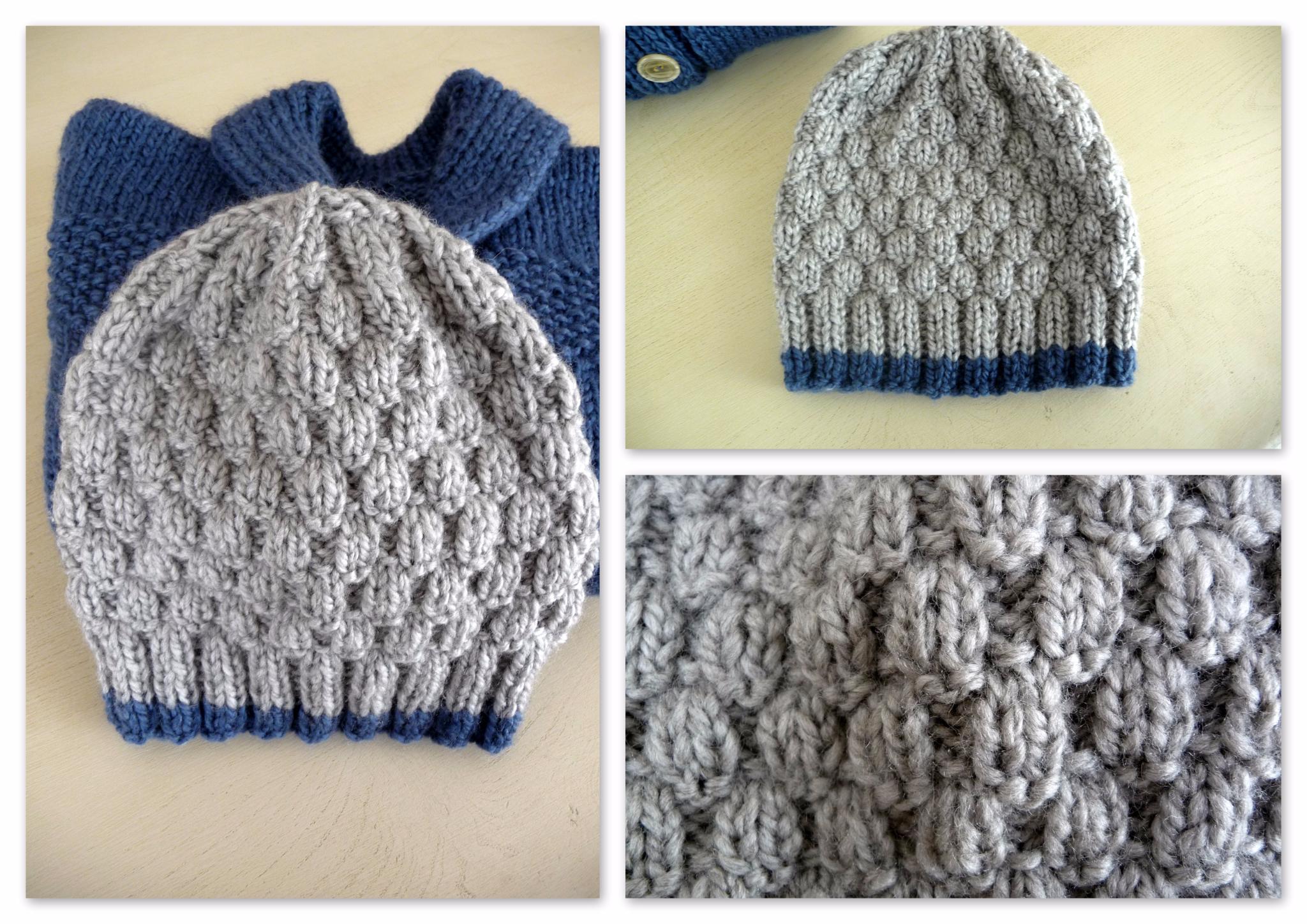 Modele tricot bonnet fille 5 ans