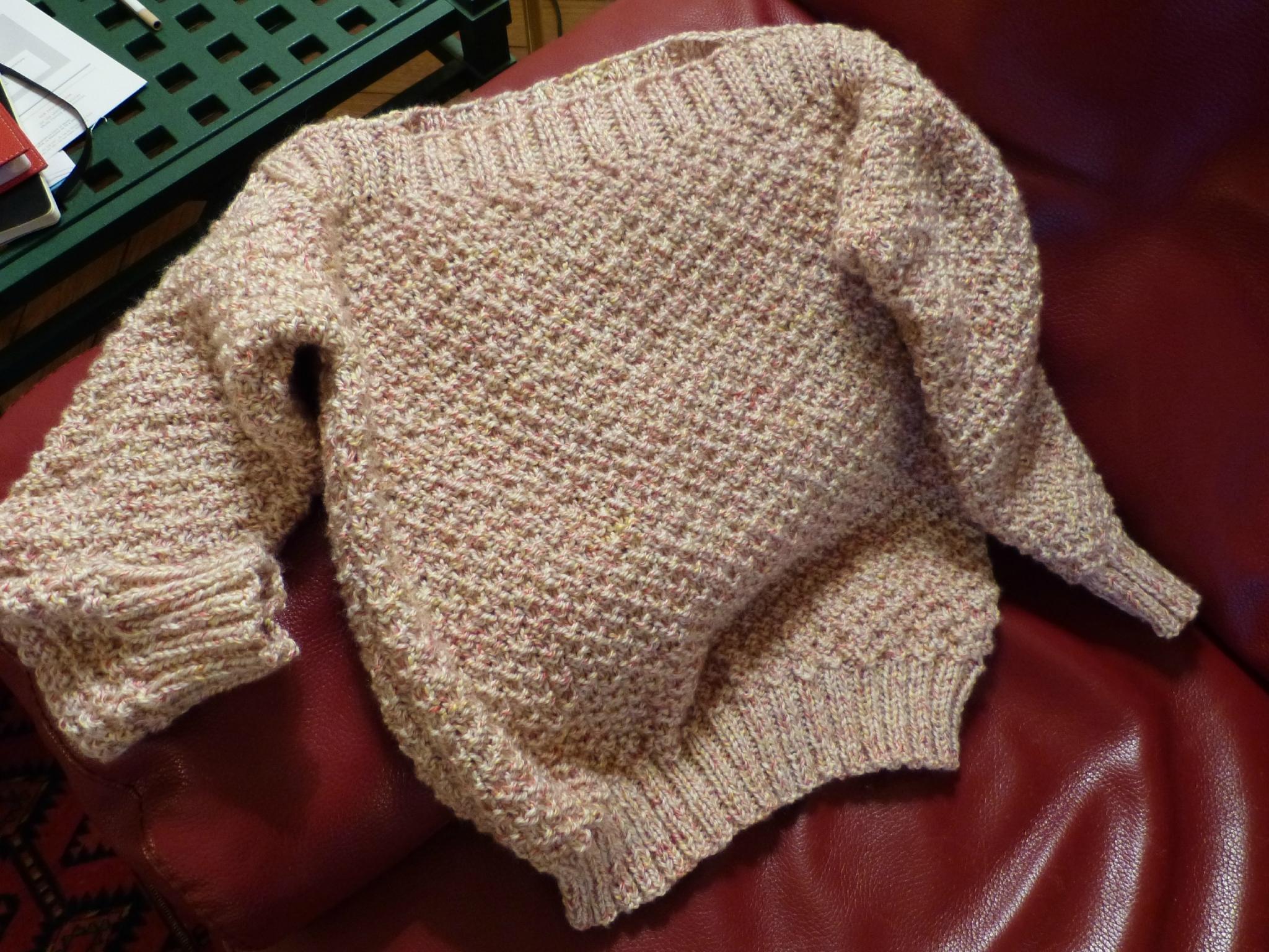Aiguille tricot grandeur