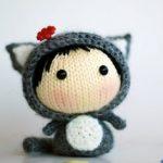 Tricoter des animaux facile