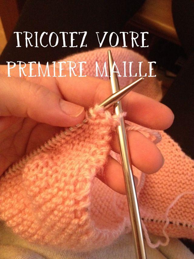 Augmentation tricot pour chale