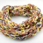 Pinterest tricoter avec les bras