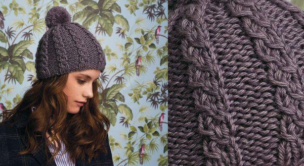 Modele tricot bonnet femme gratuit prima