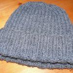 Tricot bonnet aiguille 4